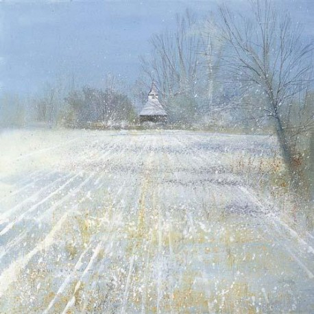 Winter Field Lullington